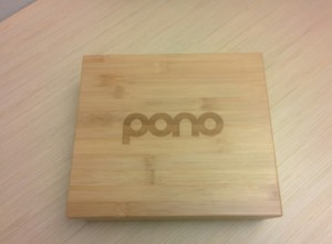 Pono Player Box