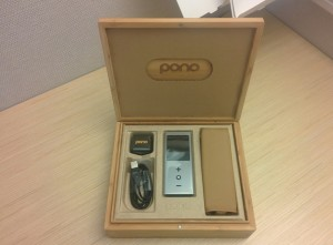 Pono Player Open Box 2